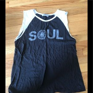 Soulcycle top